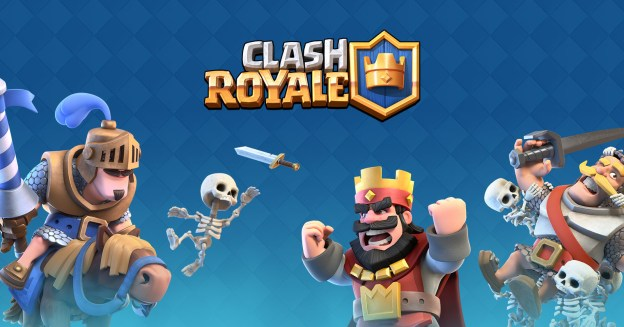 Clash Royale Title